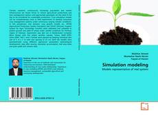 Bookcover of Simulation modeling