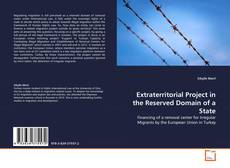 Capa do livro de Extraterritorial Project in the Reserved Domain of a State