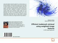 Bookcover of Efficient trademark retrieval using weighted image features