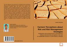 Farmers' Perceptions about Risk and Risk Management Strategies的封面