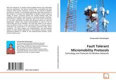 Capa do livro de Fault Tolerant Micromobility Protocols