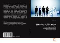 Bookcover of Showstopper Motivation