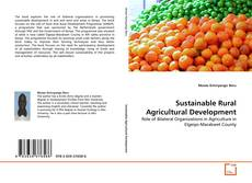 Bookcover of Sustainable Rural Agricultural Development
