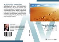 Capa do livro de Wirtschaftsführer  Saudi-Arabien