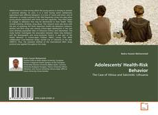 Copertina di Adolescents' Health-Risk Behavior