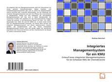 Capa do livro de Integriertes Managementsystem für ein KMU