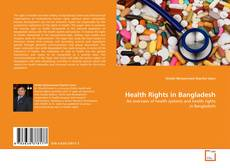 Bookcover of Health Rights in Bangladesh