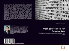 Buchcover von Open Source Tools für Datenbanken