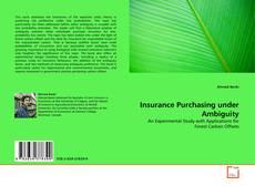 Обложка Insurance Purchasing under Ambiguity