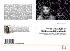 Buchcover von Violence & Abuse in Child-headed Households