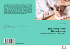 Franchising in der Physiotherapie kitap kapağı