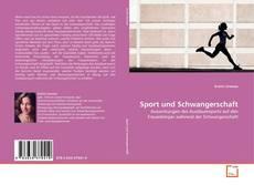 Buchcover von Sport und Schwangerschaft