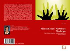 Couverture de Reconciliation: Australia's Challenge