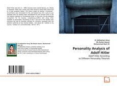 Buchcover von Personality Analysis of Adolf Hitler
