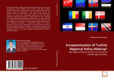 Bookcover of Europeanisation of Turkish Regional Policy-Making?