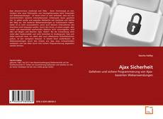 Bookcover of Ajax Sicherheit