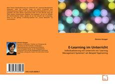 Bookcover of E-Learning im Unterricht