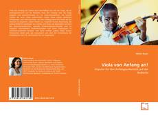 Bookcover of Viola von Anfang an!