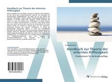 Capa do livro de Handbuch zur Theorie der erlernten Hilflosigkeit