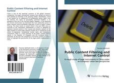 Copertina di Public Content Filtering and Internet Control