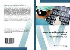 Capa do livro de Augmented Reality Bone Viewer