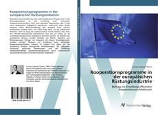 Kooperationsprogramme in der europäischen Rüstungsindustrie的封面
