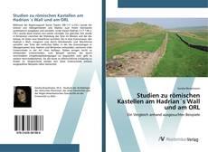 Обложка Studien zu römischen Kastellen am Hadrian´s Wall und am ORL