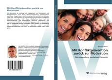 Portada del libro de Mit Konfliktprävention zurück zur Motivation