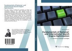 Copertina di Fundamentals of National- and International Search Engine Optimization