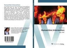 Copertina di Humanitäre Intervention
