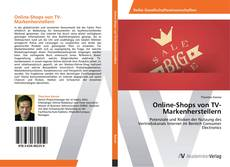 Borítókép a  Online-Shops von TV-Markenherstellern - hoz
