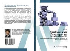 Copertina di Modellierung und Generierung von Szenenrelationen