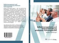 Capa do livro de Selbstmanagement und Selbstentwicklung erfahrener Führungskräfte