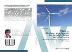Offshore-Windenergieanlagen in der Ausschließlichen Wirtschaftszone的封面