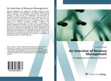 Bookcover of An Overview of Revenue Management