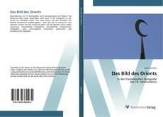 Buchcover von Das Bild des Orients