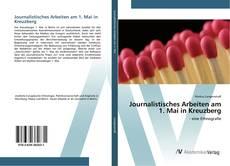 Buchcover von Journalistisches Arbeiten am 1. Mai in Kreuzberg