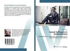 Обложка Social Software in Unternehmen
