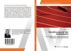 Bookcover of Versöhnung auf der Aschenbahn