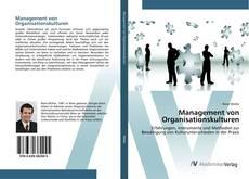 Buchcover von Management von Organisationskulturen