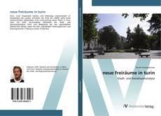 Buchcover von neue freiräume in turin