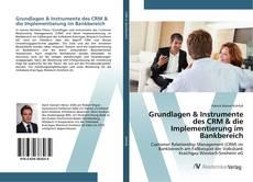 Capa do livro de Grundlagen & Instrumente des CRM & die Implementierung im Bankbereich
