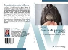 Buchcover von Tiergestützte Intervention bei Demenz