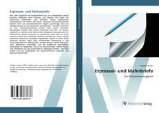 Portada del libro de Erpresser- und Mahnbriefe