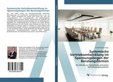 Portada del libro de Systemische Vertriebsentwicklung im Spannungsbogen der Beratungsformen
