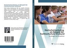 Portada del libro de Hochschulmarketing am Beispiel der Fachhochschule Stralsund