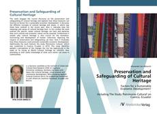 Bookcover of Preservation and Safeguarding of Cultural Heritage