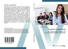 Обложка Project Leadership