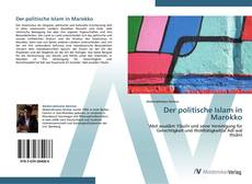 Der politische Islam in Marokko的封面