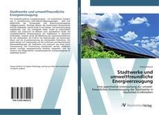 Buchcover von Stadtwerke und umweltfreundliche Energieerzeugung
